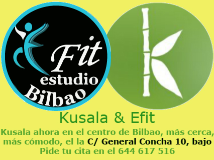 Nueva Dirección Kusala Osteopatia Bilbao