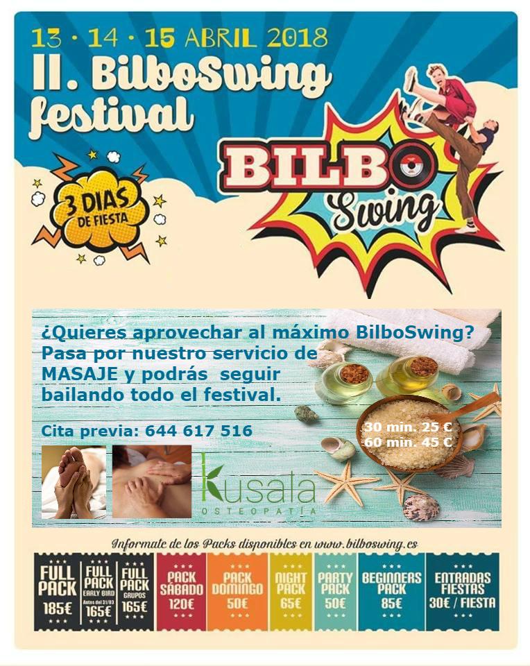KUSALA EN EL II BILBOSWING FESTIVAL 2018
